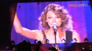 Why she can't sing live (Taylor Swift Pt 1)