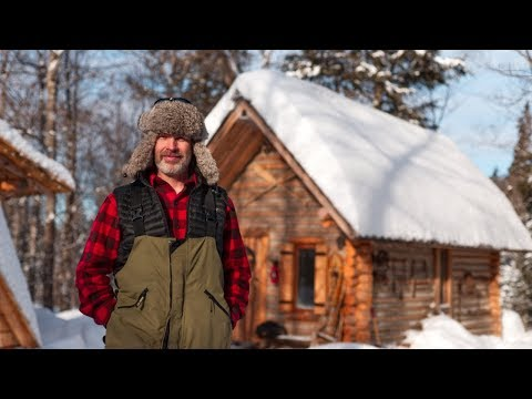 The Reality of Living in the Canadian Wilderness in Winter
