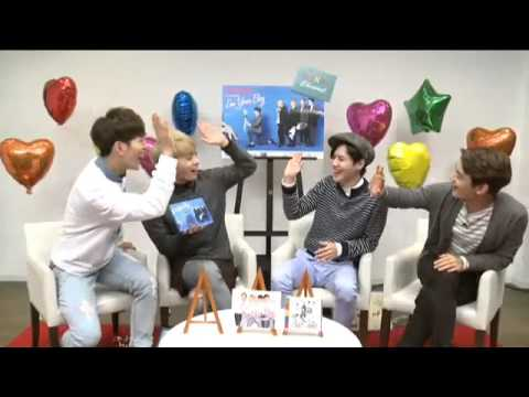 [140924] SHINee 샤이니 Cute/Funny Moments 'IYB Interview'