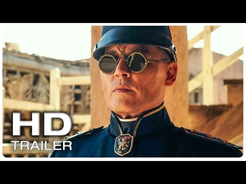 Movie Trailer : WAITING FOR THE BARBARIANS Official Trailer #1 (NEW 2020) Johnny Depp, Robert Pattinson Movie HD