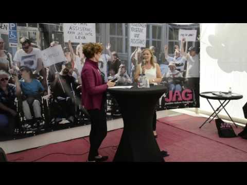 Heta stolen: Emma Henriksson (kd), riksdagsledamot och ordförande i socialutskottet