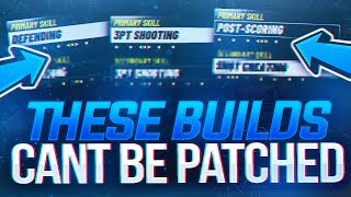 NBA 2K19 THESE *NEW* BUILDS ARE THE MOST OVERPOWERED! NBA 2K19 GLITCHY BUILDS AFTER PATCH!