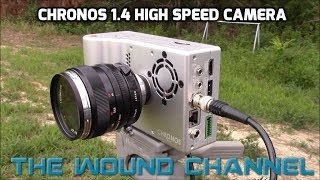Chronos 1.4 High Speed Camera Test