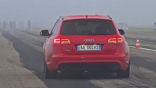 1000HP Audi RS6 C6 LA Performance – FAST Accelerations!