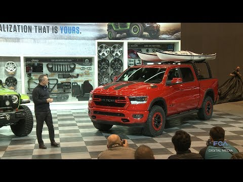 """FCA Replay"" is a weekly recap of some of the major stories at FCA US. The top stories for the week of February 9, 2018, include: Ram and Mopar team up at the 2018 Chicago Auto Show, Fiat goes turbo and the Dodge Durango earns its stripes."