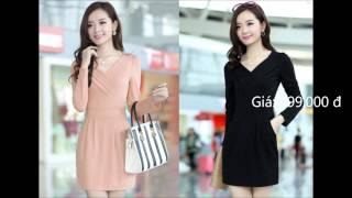 Đầm váy đẹp giá rẻ - Mua bán quần áo 24h | Webmua.vn