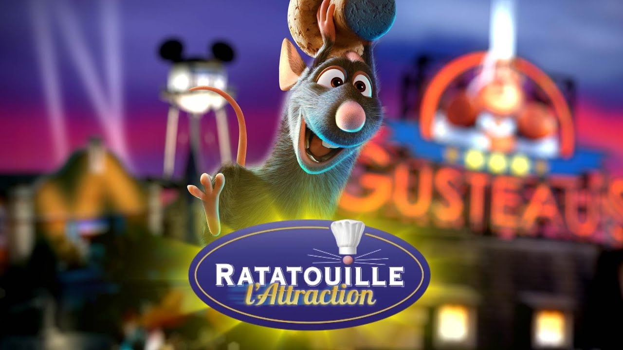 RATATOUILLE : L'Attraction