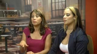 OITNB Elizabeth Rodriguez y  Dascha Polanco CINEMA 23