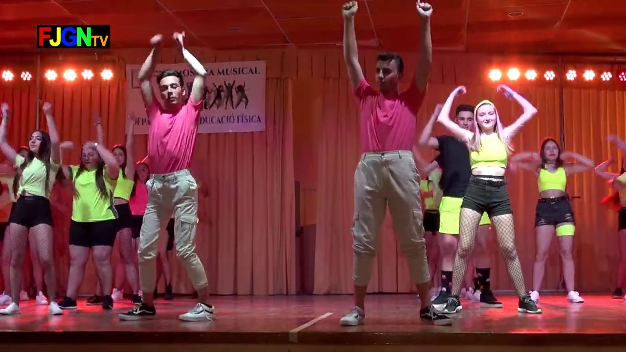 06. Fiebre - Bailes Educacion Fisica 2019 IES Nules