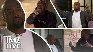 Kanye West: The Backlash | TMZ Live