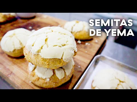 How To Make The Best Homemade Semitas De Yema
