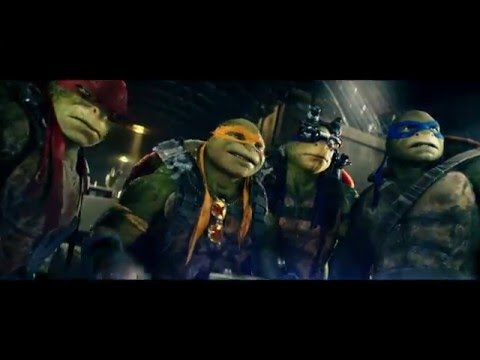 Ninja Turtles: Out of the Shadows'