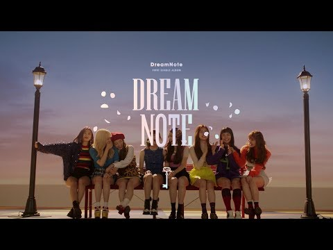 [드림노트] 'DREAM NOTE' OFFICIAL M/V