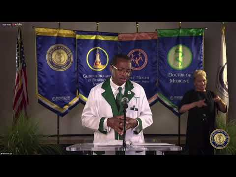 36th Fall Convocation & White Coat and Pinning Ceremony