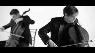 "2CELLOS - ""Mombasa"" from INCEPTION [OFFICIAL VIDEO]"