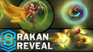 Rakan Reveal - The Charmer | New Champion