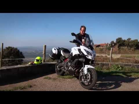 Motosx1000 :  Test Kawasaki Versys 650