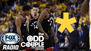 Is There A Mental Asterisk On The Raptors' NBA Title If They Beat The Injury-laden Warriors?