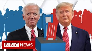 How the US election works - BBC News