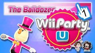 Balldozer - 1 - Wii Party U - Let's Play With Balls