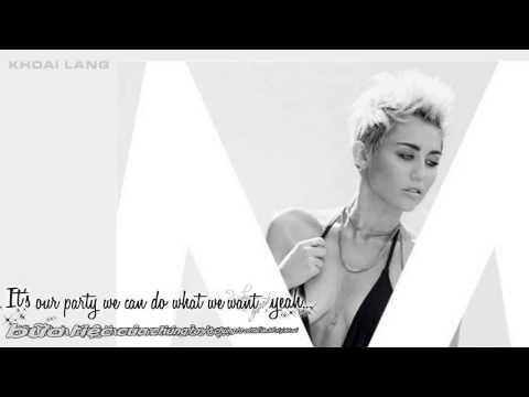 Baixar [Vietsub] We Can't Stop - Miley Cyrus - Tapchinhabep.edu.vn