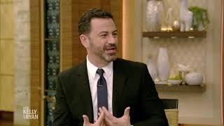 Jimmy Kimmel Talks About His Kids