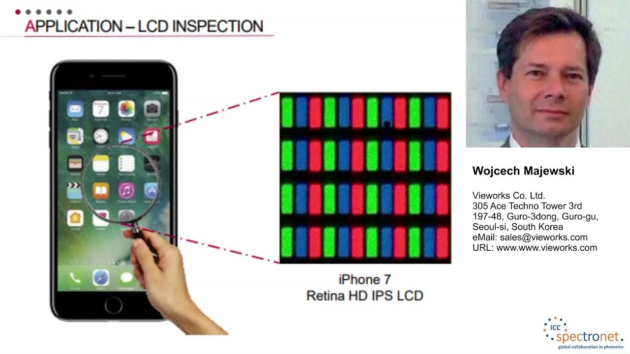 Warum benötigen wir 155 Mpixel Sensoren / Kameras und für welche Anwendungen? - Technologieforum Bildverarbeitung 2017