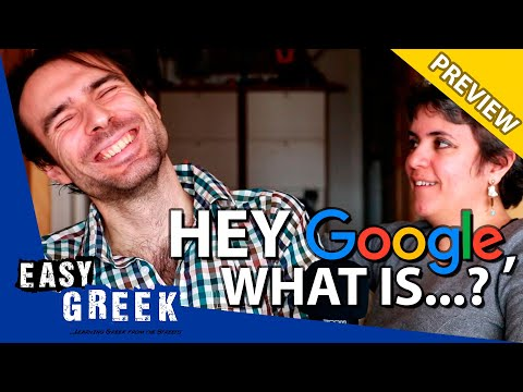 What is the Prespa Agreement and 9 other things Greeks ask themselves (PREVIEW) | Easy Greek 63 photo