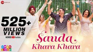 Sauda Khara Khara – Diljit Dosanjh – Sukhbir – Good Newwz Video HD