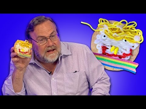 Kevin Farley Talks Comedy on the Road While Decorating Cookies | Treat Yourself | Allrecipes.com