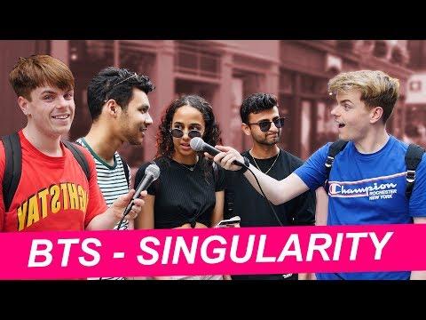 Londoners react: BTS Singularity + BBMAs 2018 | Niki and Sammy