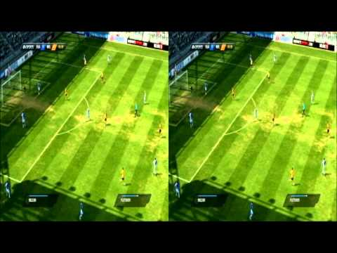 FFA2011 Blackburn Rovers VS Wolves - IN 3D HD