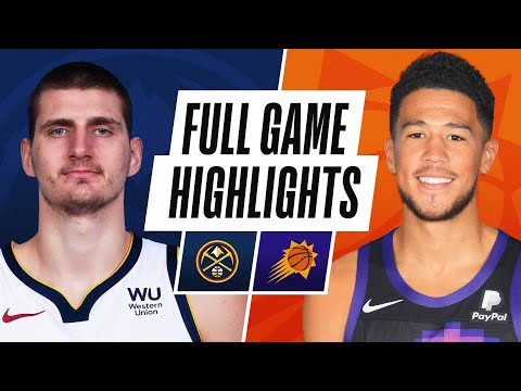 NUGGETS at SUNS | FULL GAME HIGHLIGHTS | January 22, 2021