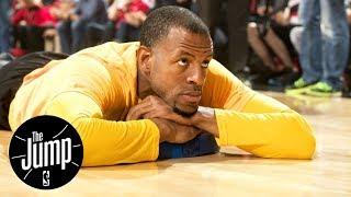 Warriors came close to losing Andre Iguodala?   The Jump   ESPN
