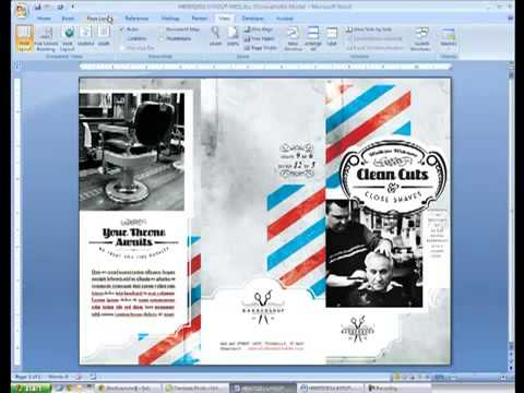Combining Separate Pages into a Single Word Document