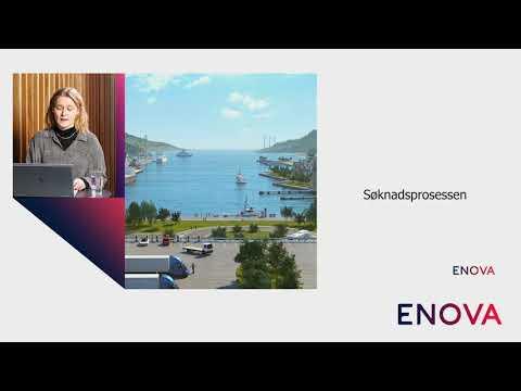 Webinar om landstrøm - Enova
