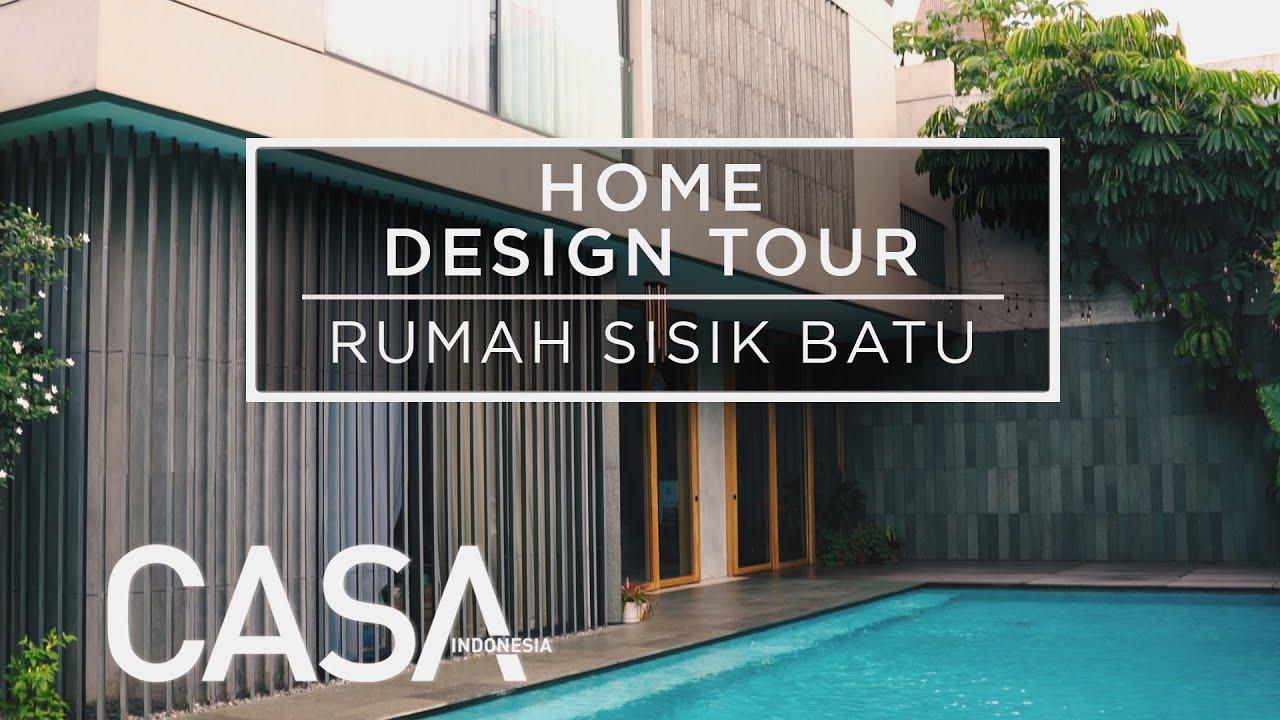 [CASA Indonesia Home Design Tour] Rumah Sisik Batu oleh ArMS
