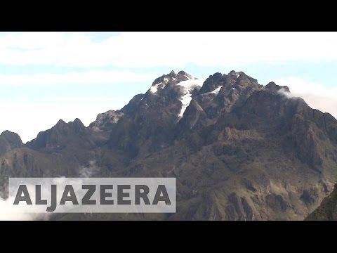 Glaciers: Uganda