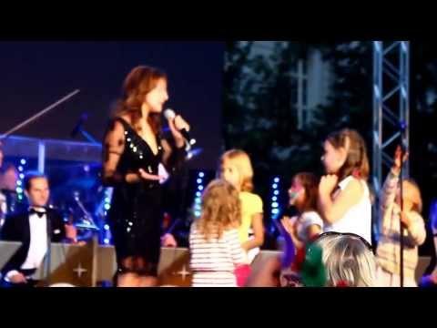Vicky Leandros - Ich liebe das Leben - Song 9/11 - Einladung zum Staatsbesuch 2013