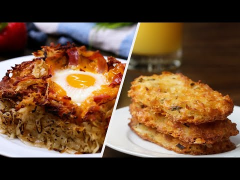 Hash Brown Lovers Only! ? Tasty Recipes