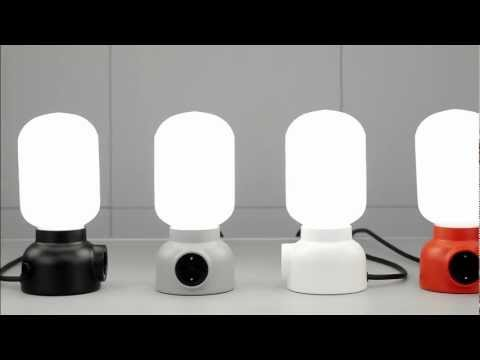 Plug Lamp - ateljé Lyktan