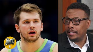 Paul Pierce has a new nickname for Luka Doncic | The Jump