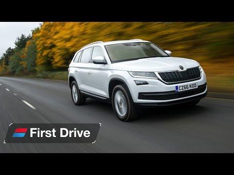 2017 Skoda Kodiaq first drive review