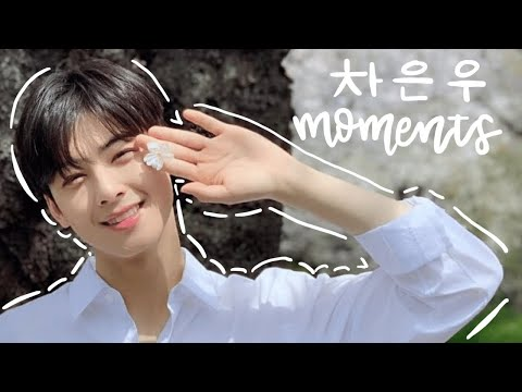 Cha EunWoo Moments // ASTRO