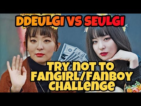 DDEULGI VS SEULGI PART 2 [뜰기 vs 슬기]