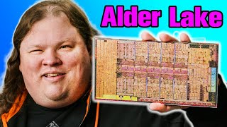 Should AMD Be Afraid? - Intel Alder Lake