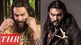 Jason Momoa on New Show 'Frontier':