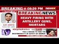 Pak Violates Ceasefire in Kupwara | Indian Forces Retaliate To Paks Violation | NewsX  - 02:33 min - News - Video