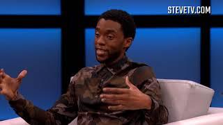 Chadwick Boseman Is Black Panther