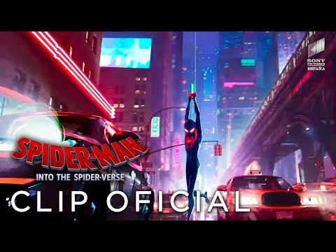 SPIDER-MAN: UN NUEVO UNIVERSO. Más de uno lleva máscara. En cines 21 de diciembre.